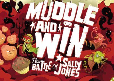 The Battle for Sally Jones